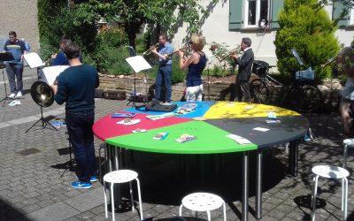 Gemeindefest Kemnat
